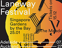 St.Jerome's Laneway Festival