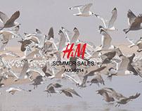 H&M/Summer Sales