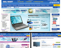 Wal-Mart's E-commerce