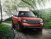 Land Rover- Even Babies can drive.