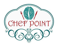Chef Point Logo Design