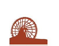 Noria Restaurant Logo Design