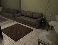 Render Reception area