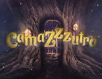 CamaZzzutra Logo Design