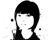 CHINA - Screenprint - 2014