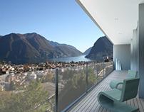 "Residence ""Via Maraini"" - Lugano"