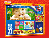 Dulces Vero Website
