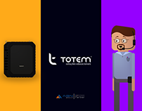 Totem AX - Motion Graphics Presentation