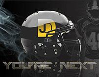 JacenDesign.com Sports Branding