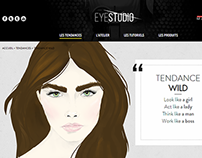 Collaboration with L'Oréal Paris for EyeStudio project