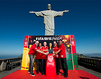 TOUR OF THE CUP - WORLD CUP SOCCER 2014
