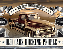 Old Cars Rocking People 2014