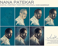 NANA PATEKAR Painting Walkthrough