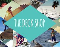 Deck Board Shop