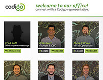 Company Directory Kiosk