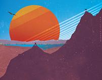 Art Direction & Design: Wanderlust 2014