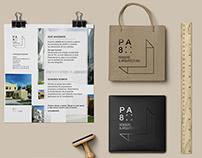 PA8 Renders // Branding Design