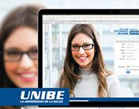 Unibe | Landing Page