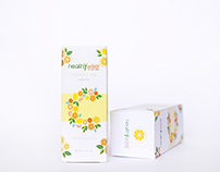 HealthyWiser Vitamin C Serum / Packaging