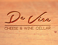 Brand Identity - Devine Cheese and Wine Cellar PART 1/2