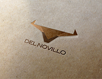 """Brand Identity """"Del Novillo"""""""