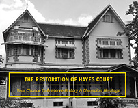 Hayes Court Restoration