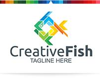 Creative Fish   Logo Template