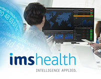 IMS Health Web Redesign