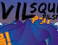 Evil Squid Pilsner