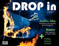 DROP IN Magazine