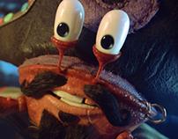 Carl The king Crab