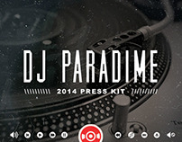 DJ Paradime EPK