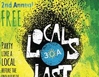 30A Local's Last Stand Creative
