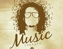 "Kenny Sharp ""Music Therapy"""