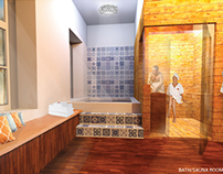 Liepaja Spa: Rebirth of a Bath House Competition