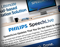 Philips SpeechLive Email