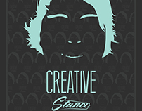 My Creative Stance Poster