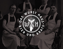 Wurst logo.... Ever.