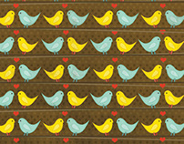 """Twitter-pated"" Pattern"