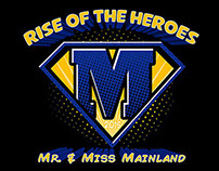 Mr & Miss Mainland Highschool 2015