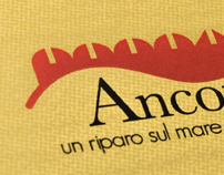 Ancona, un riparo sul mare