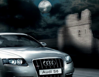 Print for Audi S6