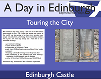 A Day in Edinburgh
