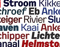 Kade typeface