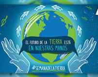 MOVISTAR : Semana de la Tierra / Earth Week