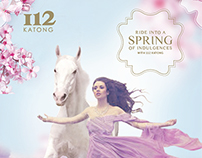 112 Katong | Annual Advertising Campaign