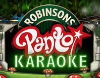 Robinsons Panto Karaoke