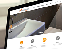 Moore and Moore Bespoke Website design