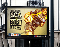 Sporting Club Albigeois - Campagne d'affichage