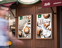Posters for bakery